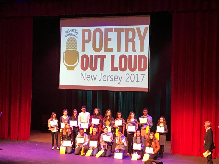 RHS Poetry Out Loud Champ Shines at BCC