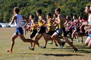 Boys' Cross Country Team Races to Victory