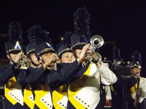 Big Blue Marching Band Preaches Unity, Family