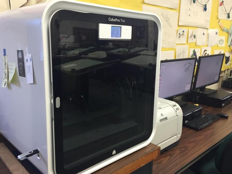 Ramsey's 3D Printer Embraces 21st Century Learning