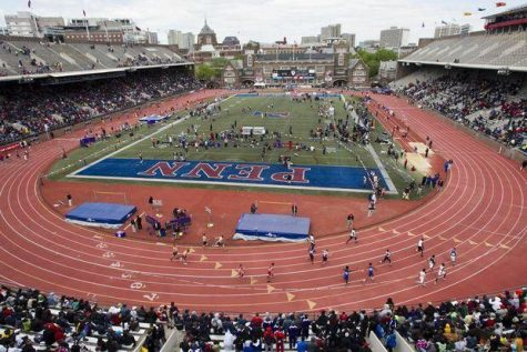 Ramsey Rips Up Penn Relays
