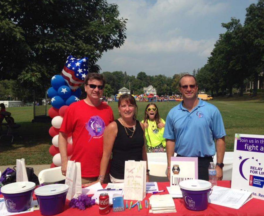 Photo Courtsey of the Relay for Life team