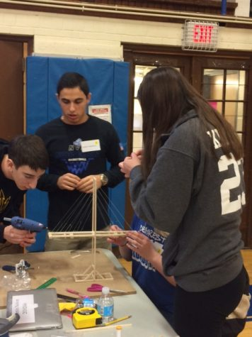 Ramsey High School Hosts STEM League Competition