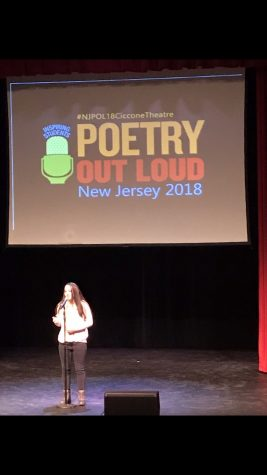 Students Shine in 6th Annual Poetry Out Loud