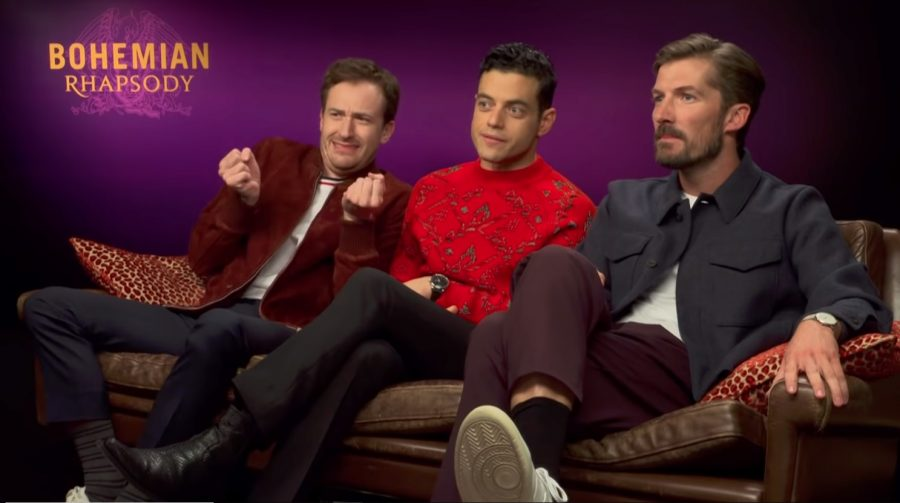Killer Queen movie Bohemian Rhapsody certainly delivers
