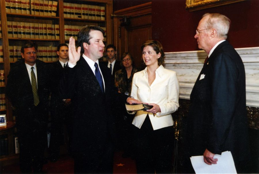 Brett+Kavanaugh+to+Supreme+Court