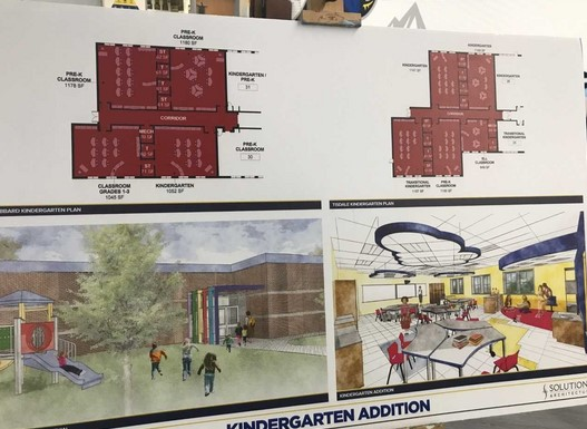 Renovation Plan Proposed by School Board is Approved by Majority of Votes