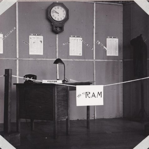 RAM Booth, 1940 Activity Fair