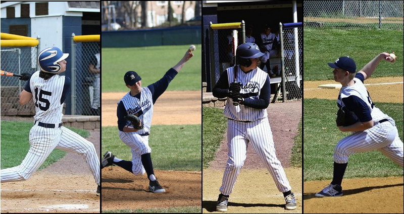 Four Promoted to the College Ranks for RHS Baseball in '19