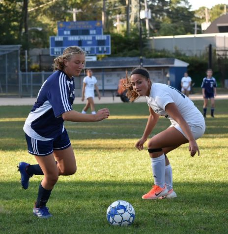 Girl's Soccer Wins State Sectional Championship